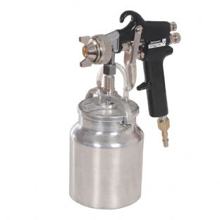 Silverline 763556 1000ml Spray Gun High Pressure